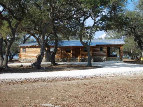 Cow Creek Taxidermy Cabin in Boerne, TX