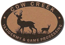 Cow Creek Taxidermy and Game Processing Home